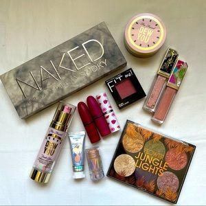 Makeup Bundle, Too Faced, MAC, Urban Decay Etc.